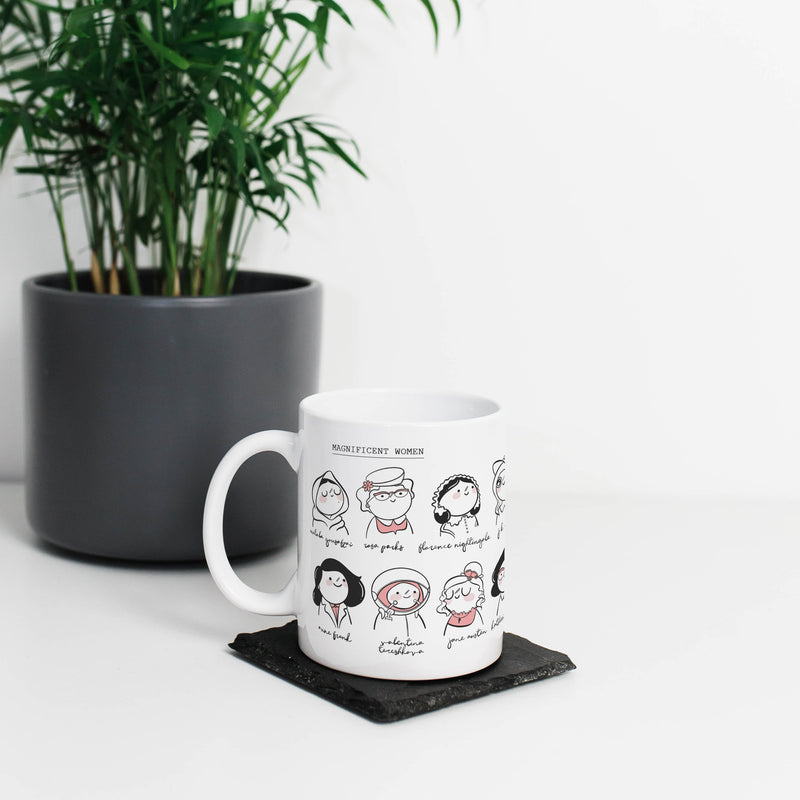 Magnificent Women Mug - House Of Wonderland, HOW