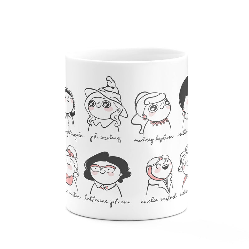 Magnificent Women Mug - House Of Wonderland