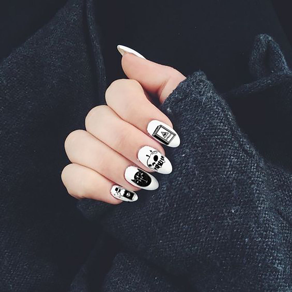 Spells & Potions Nail Tattoos - House Of Wonderland, HOW