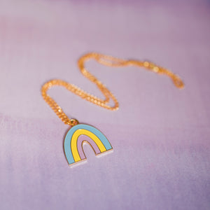 Rainbow Necklace - House Of Wonderland, HOW