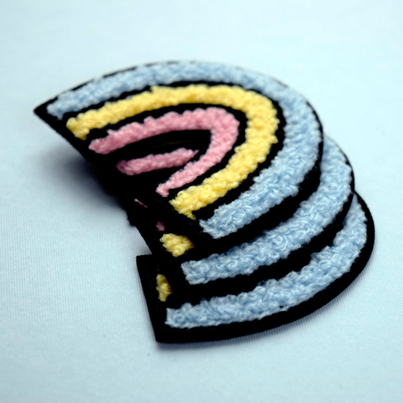 Rainbow Iron-on Patch - House Of Wonderland, HOW