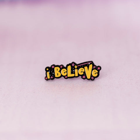 Positive Pants Badge