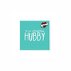 Hubby Enamel Pin - House Of Wonderland, HOW