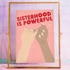 Sisterhood Print - House Of Wonderland, HOW