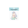 Positive Mermaid Sticker - House Of Wonderland, HOW