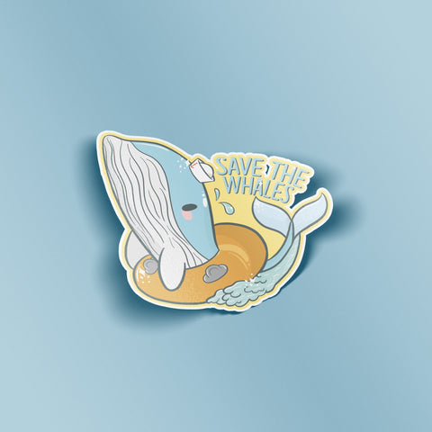Positive Mermaid Sticker