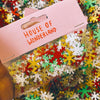 Christmas Table Confetti - House Of Wonderland, HOW