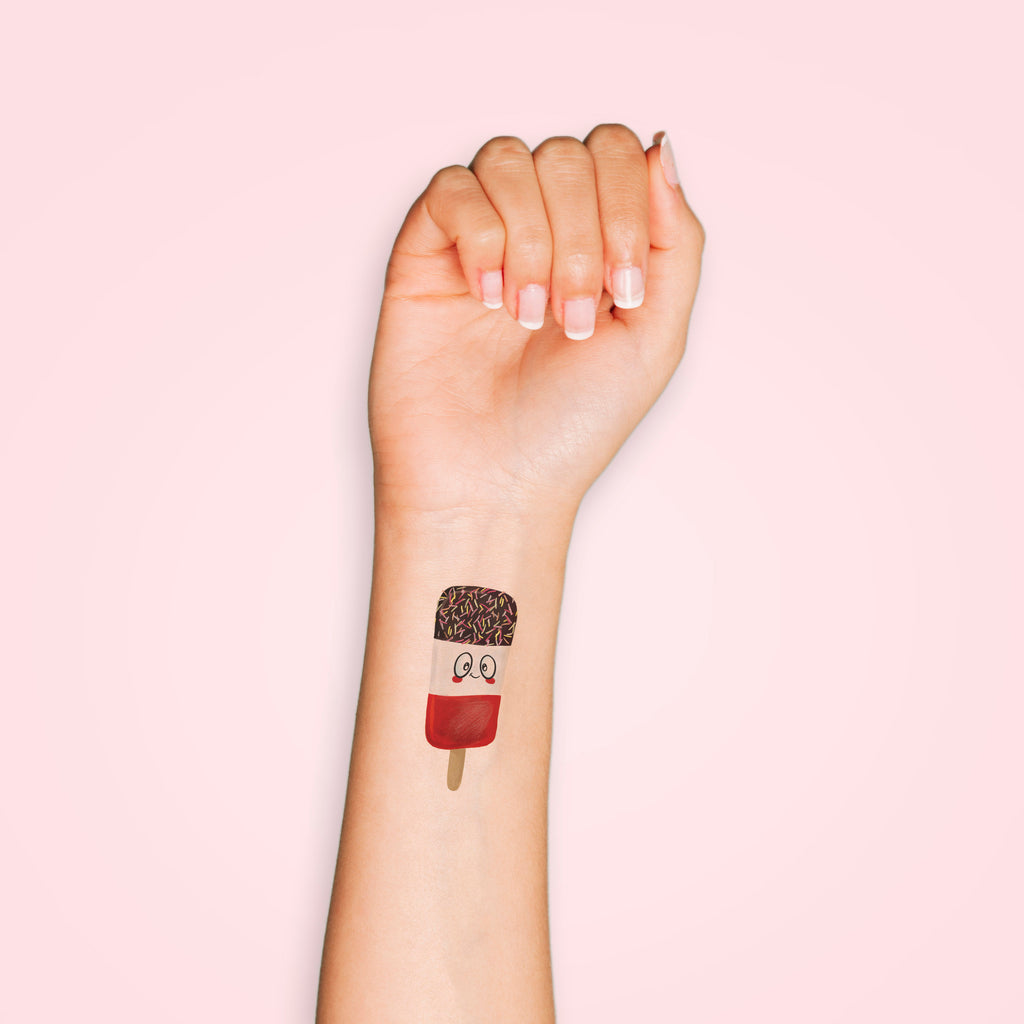Junk Food Temporary Tattoos - House Of Wonderland, HOW