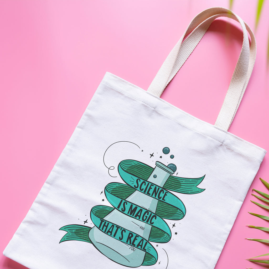 Magic Science Tote Bag - House Of Wonderland, HOW