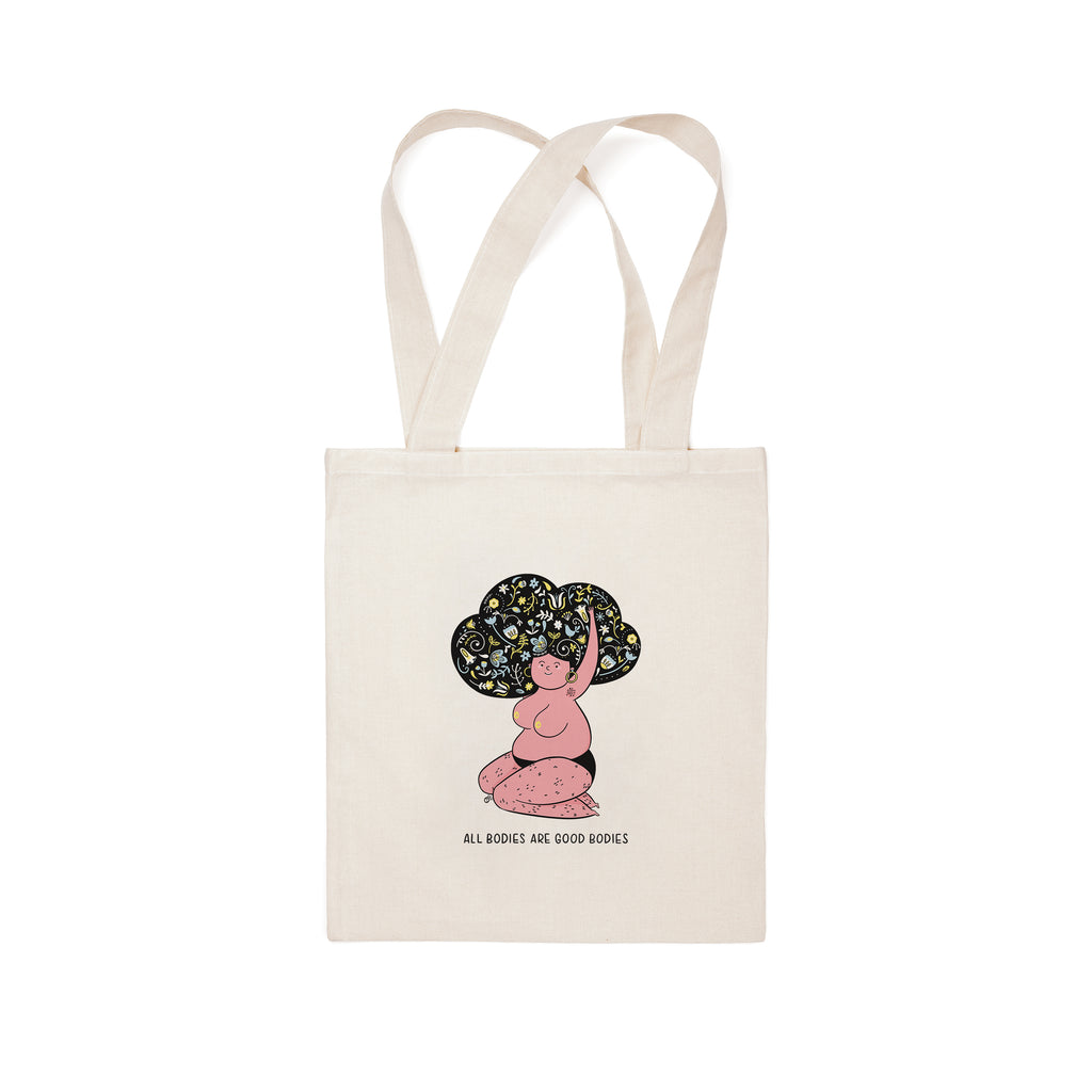 Good Bodies Tote Bag - House Of Wonderland, HOW