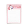 Set of 2 Printable Unicorn Notepaper - House Of Wonderland, HOW