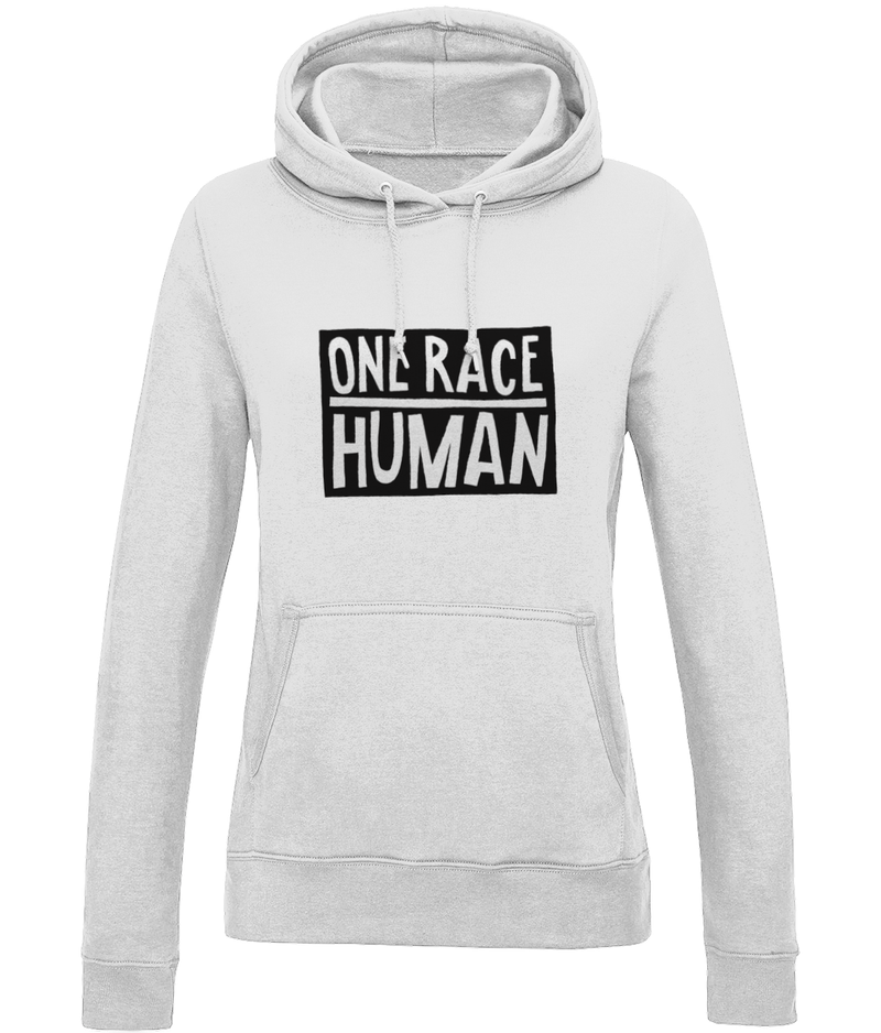 One Race Hoodie - House Of Wonderland, HOW