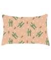 Modern Desert Faux Suede Cushion - House Of Wonderland, HOW