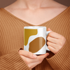 Abstract Face Mug - Style 1 - House Of Wonderland, HOW