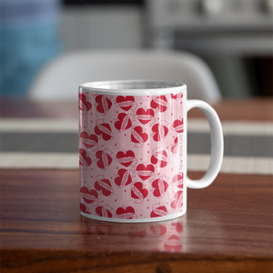 Feminist Heart Mug - House Of Wonderland, HOW