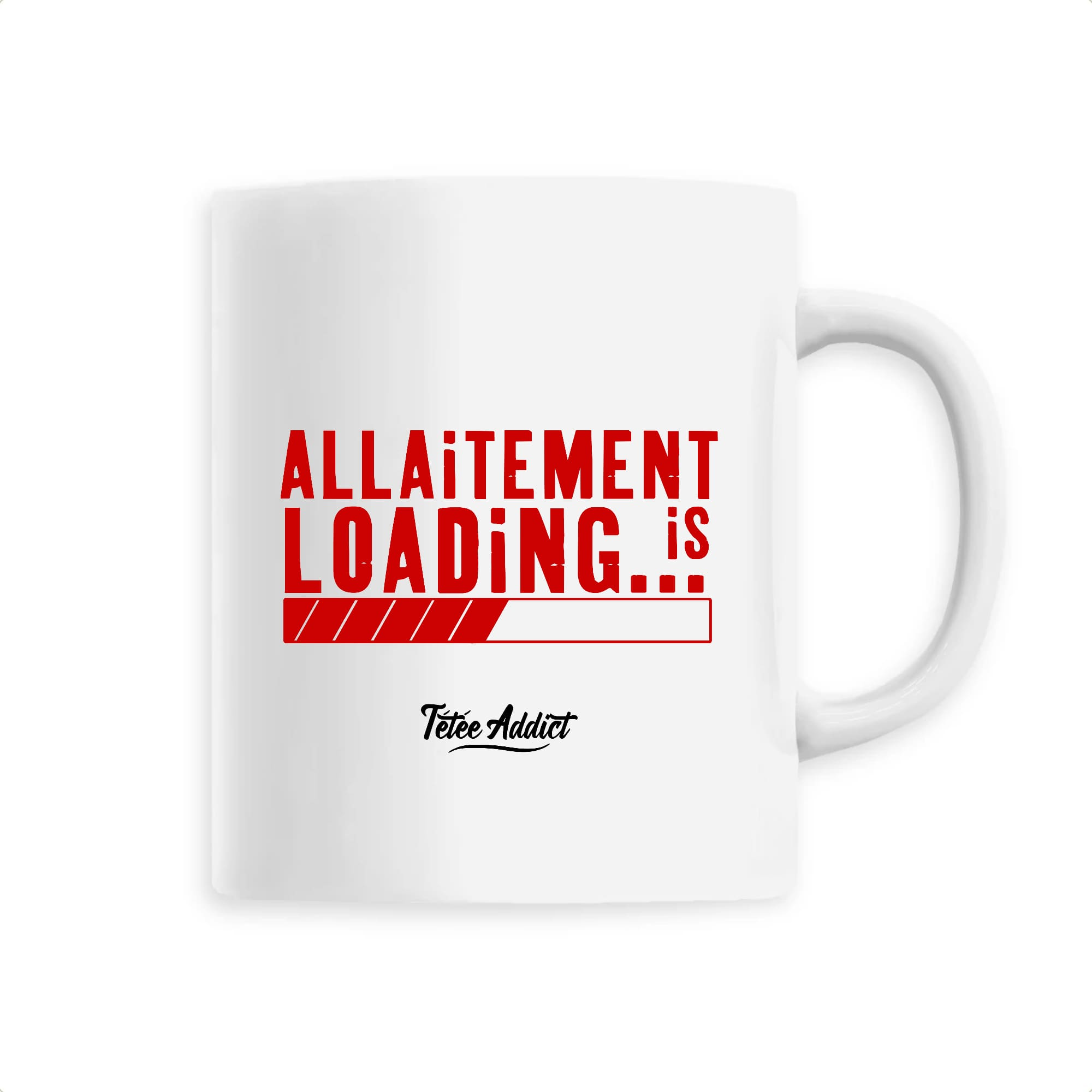 Mug Allaitement - Allaitement Is Loading