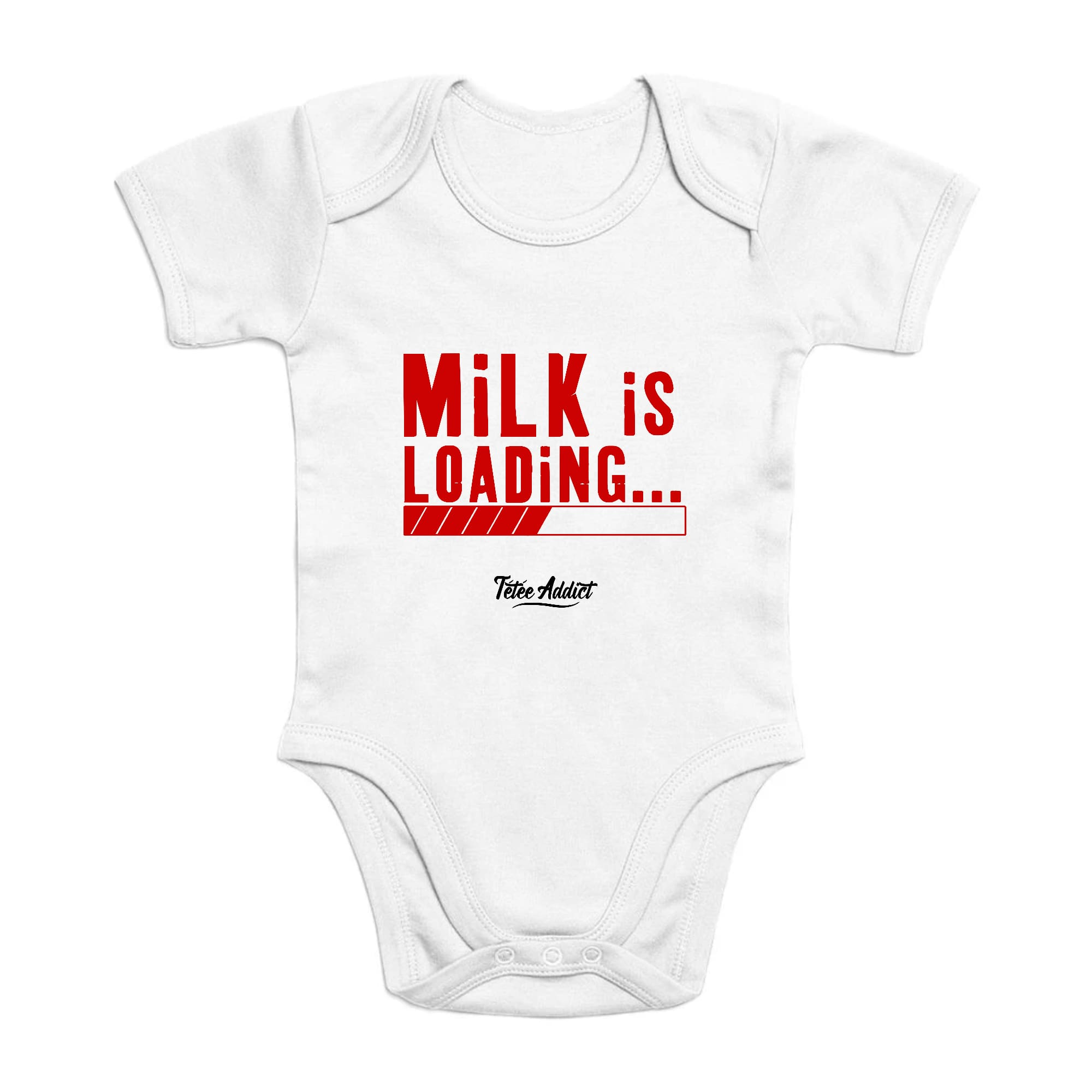 Body Bébé Allaitement - Milk Is Loading