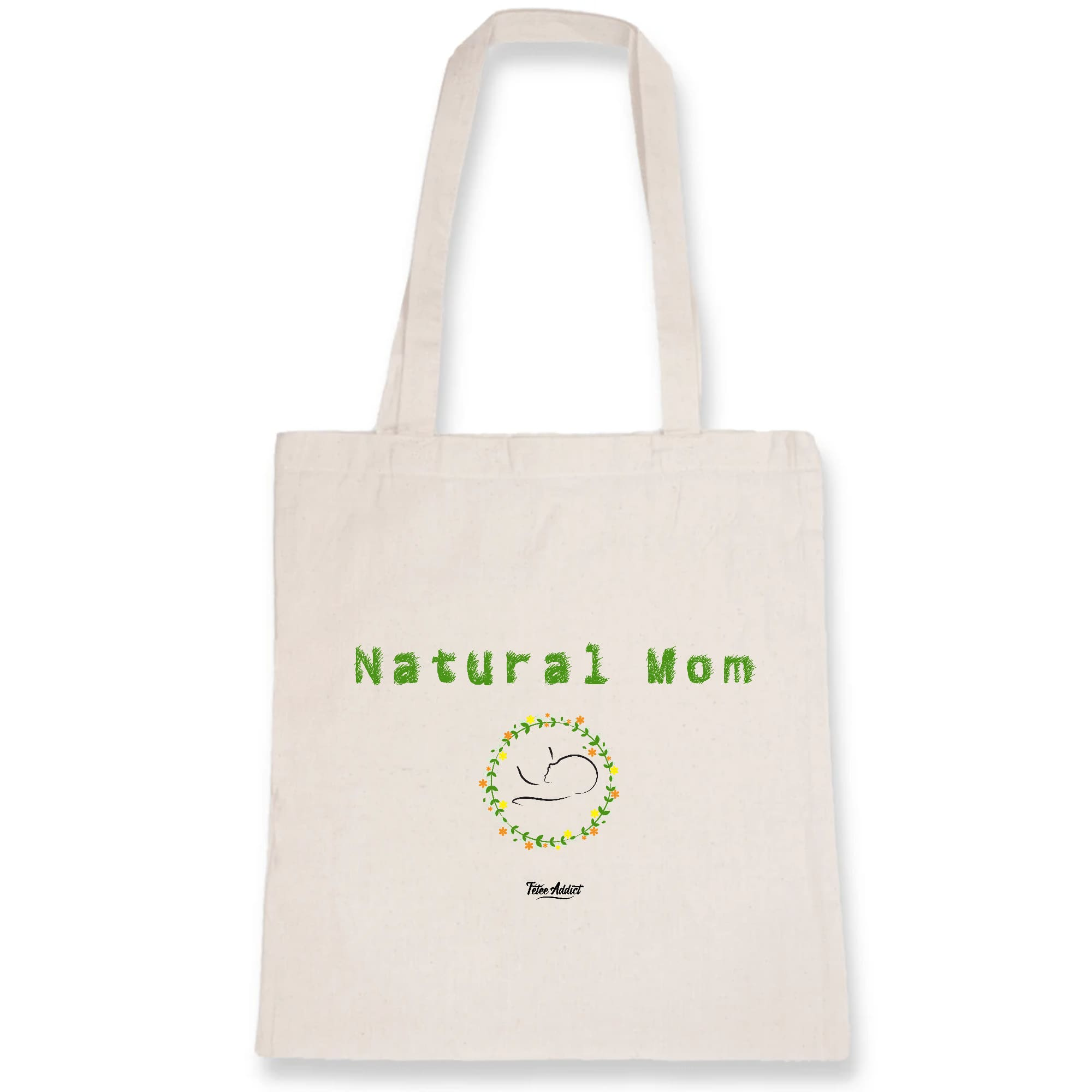 Tote Bag Allaitement - Natural Mom