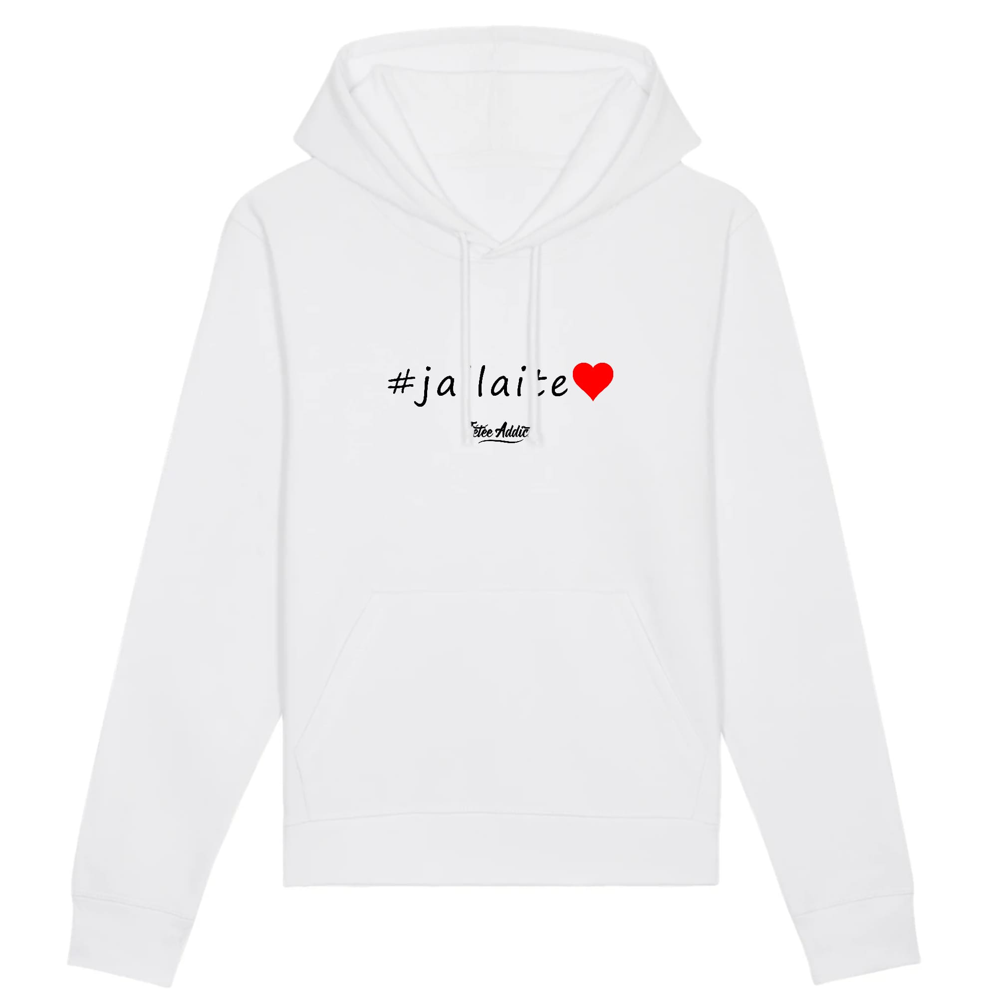 Sweat Allaitement Message - #J'ALLAITE