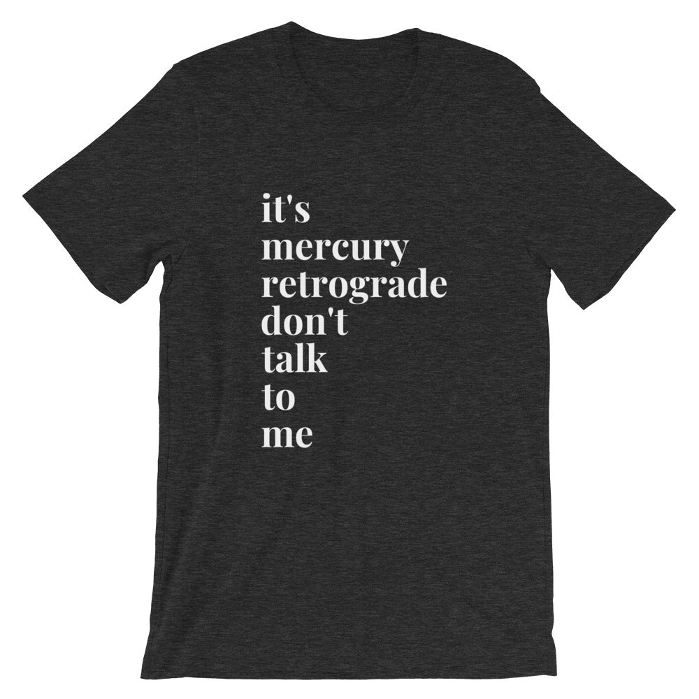 Mercury Retro T-Shirt