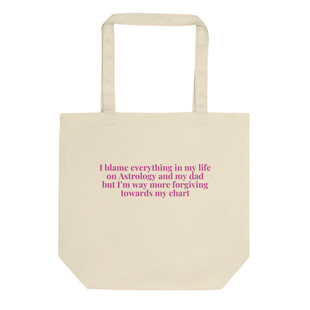 Daddy Issues Tote Bag