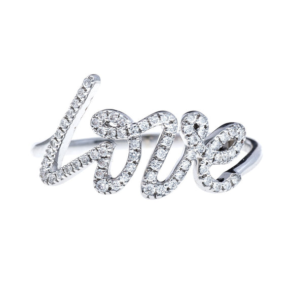 Nogama Collection Love Diamond Ring