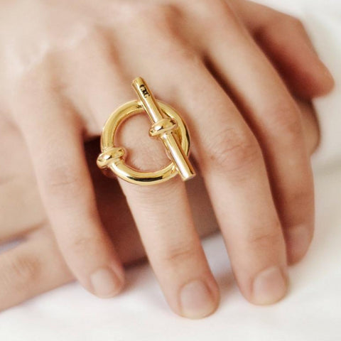 CXC T-Shaped Ring R0029