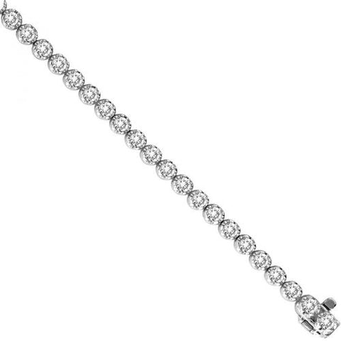 1.75 carats Diamond Tennis Bracelet