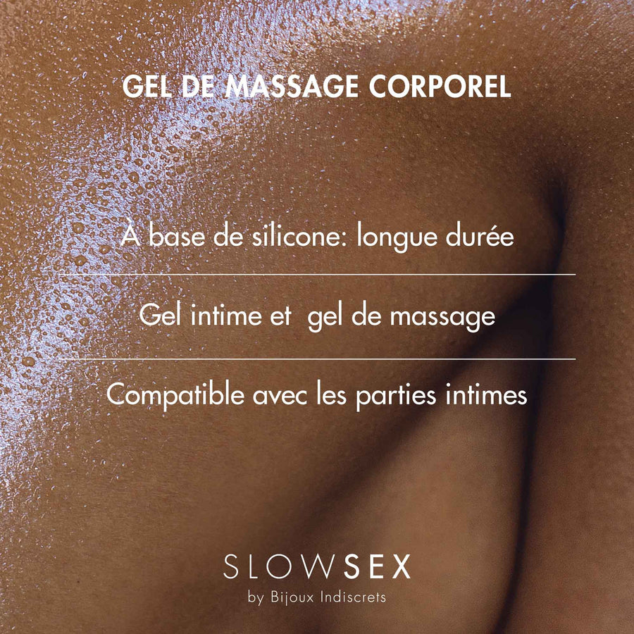 Full Body Massage · Gel de massage