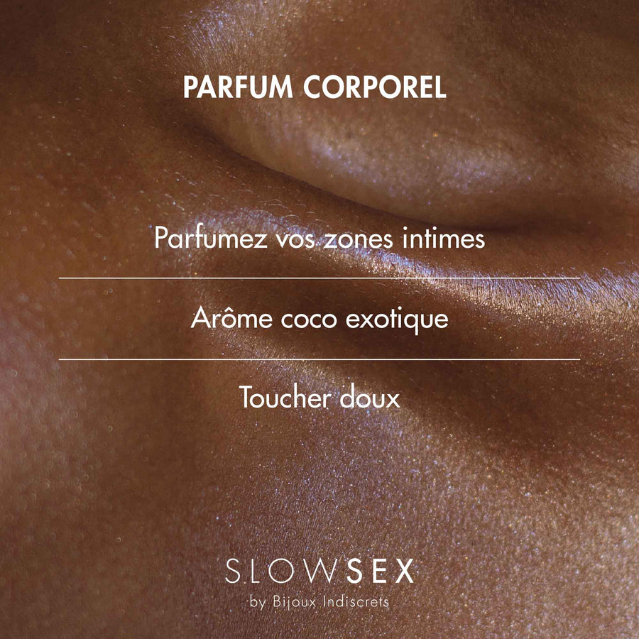 Intimate Solid Perfume · Parfum solide intime