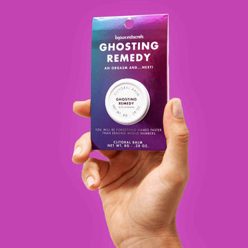 GHOSTING REMEDY · Baume orgasmique