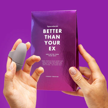 BETTER THAN YOUR EX · Vibromasseur