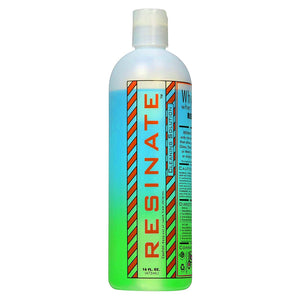 RESINATE - Cleaning Solution - Shake Clean / 12oz Bottle