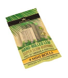 King Palm™ Four Mini Rolls