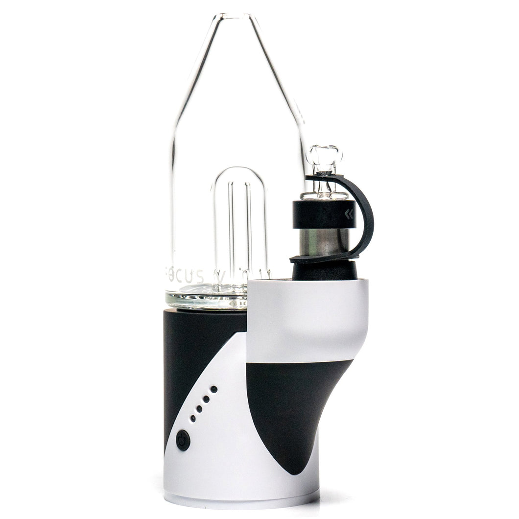 Carta Vape Rig / Black & White