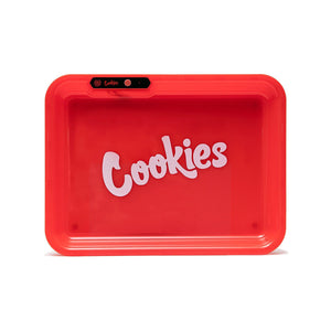 Glow Tray X Cookies / Red