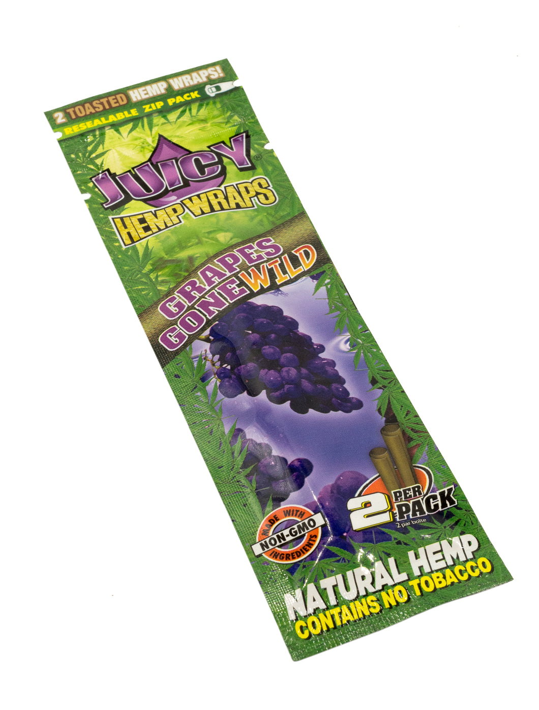 Juicy Jay's™ Hemp Wraps - Grapes Gone Wild