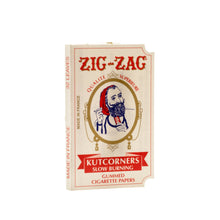 Load image into Gallery viewer, Zig-Zag™ Kutcorners Slow Burning Papers