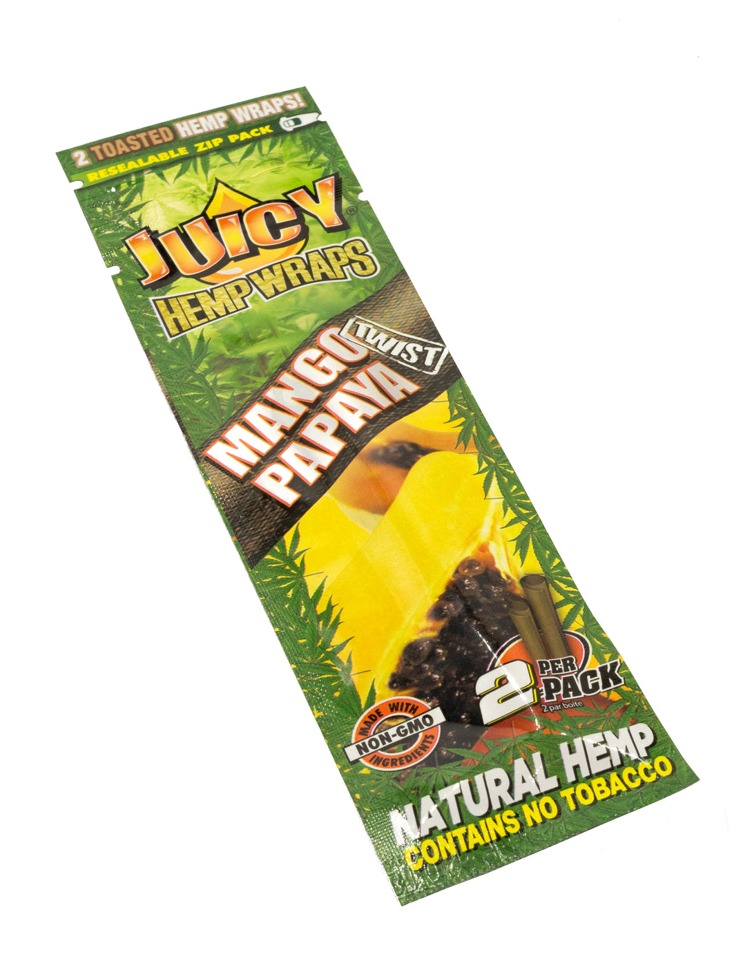Juicy Jay's™ Hemp Wraps - Mango Papaya