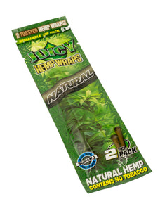 Juicy Jay's™ Hemp Wraps - Natural