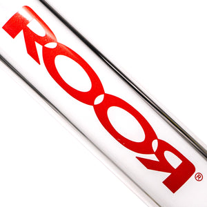 "ROOR Glass 14"" Straight / Red"