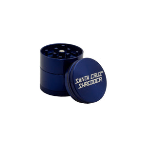 Santa Cruz™ Small 3-Piece Shredder - Blue