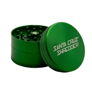 Santa Cruz™ Large 3-Piece Shredder - Green