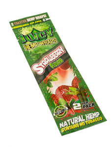 Juicy Jay's™ Hemp Wraps - Strawberry