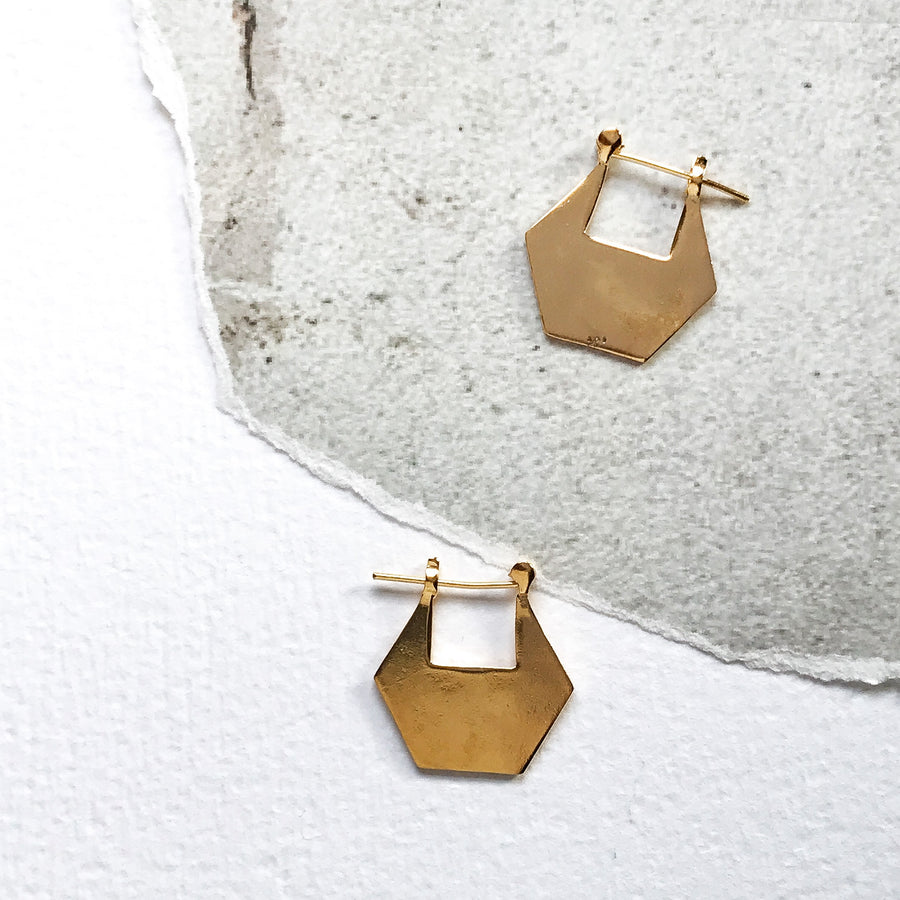 Angles Earrings