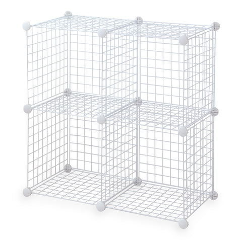 Modular Wire Storage Cubbies