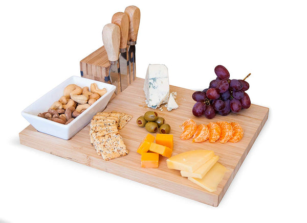Cheese Boards with Wire Slicer