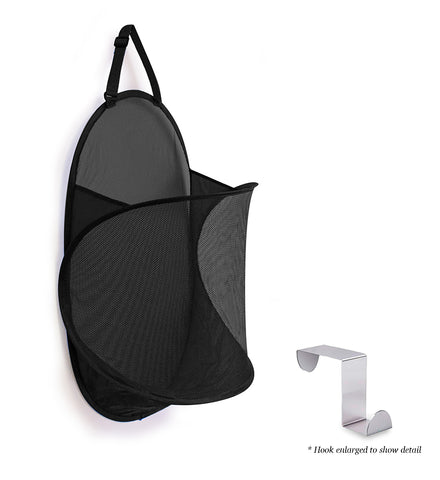 Over-The-Door Mesh Hamper