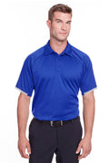 Under Armour Men's Corporate Rival Performance Moisture Wicking Short Sleeve Polo Shirt