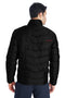 Black Spyder Men's Pelmo Puffer Full Zip Jacket